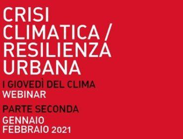 "alt= "" Crisi climatica e resilienza urbana"""