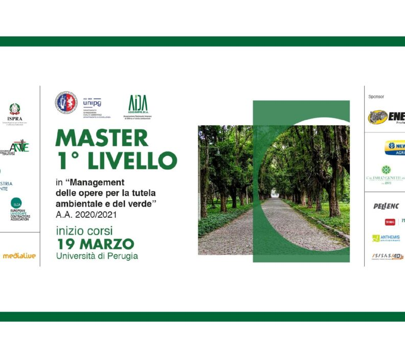 "Master ""Management of Landscape and Urban Green Areas"""